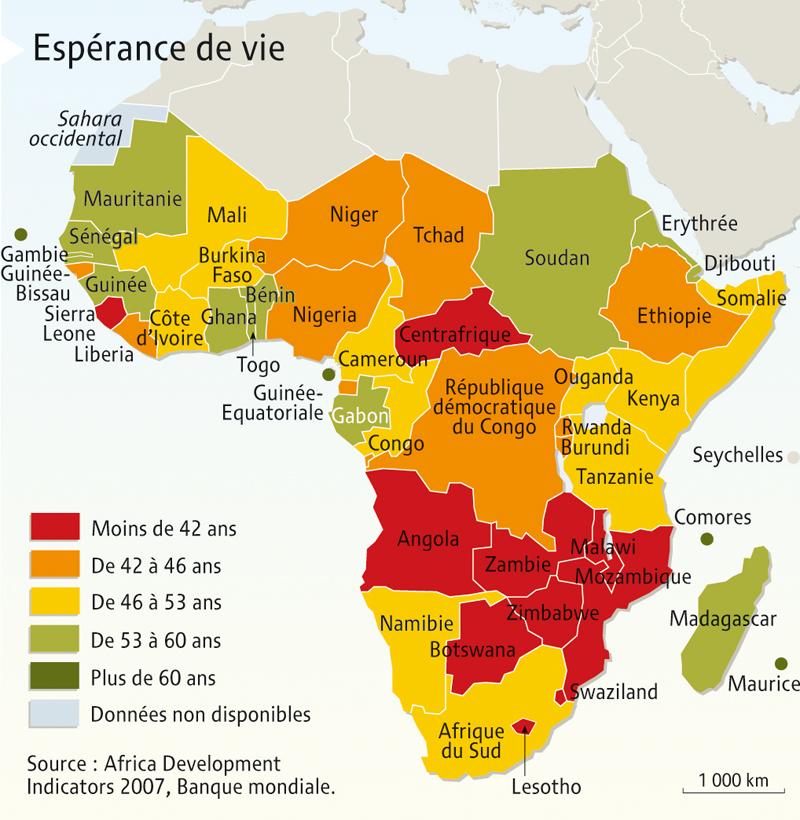Carte Afrique Subsaharienne.L Afrique En Manque D Infrastructures Par Philippe