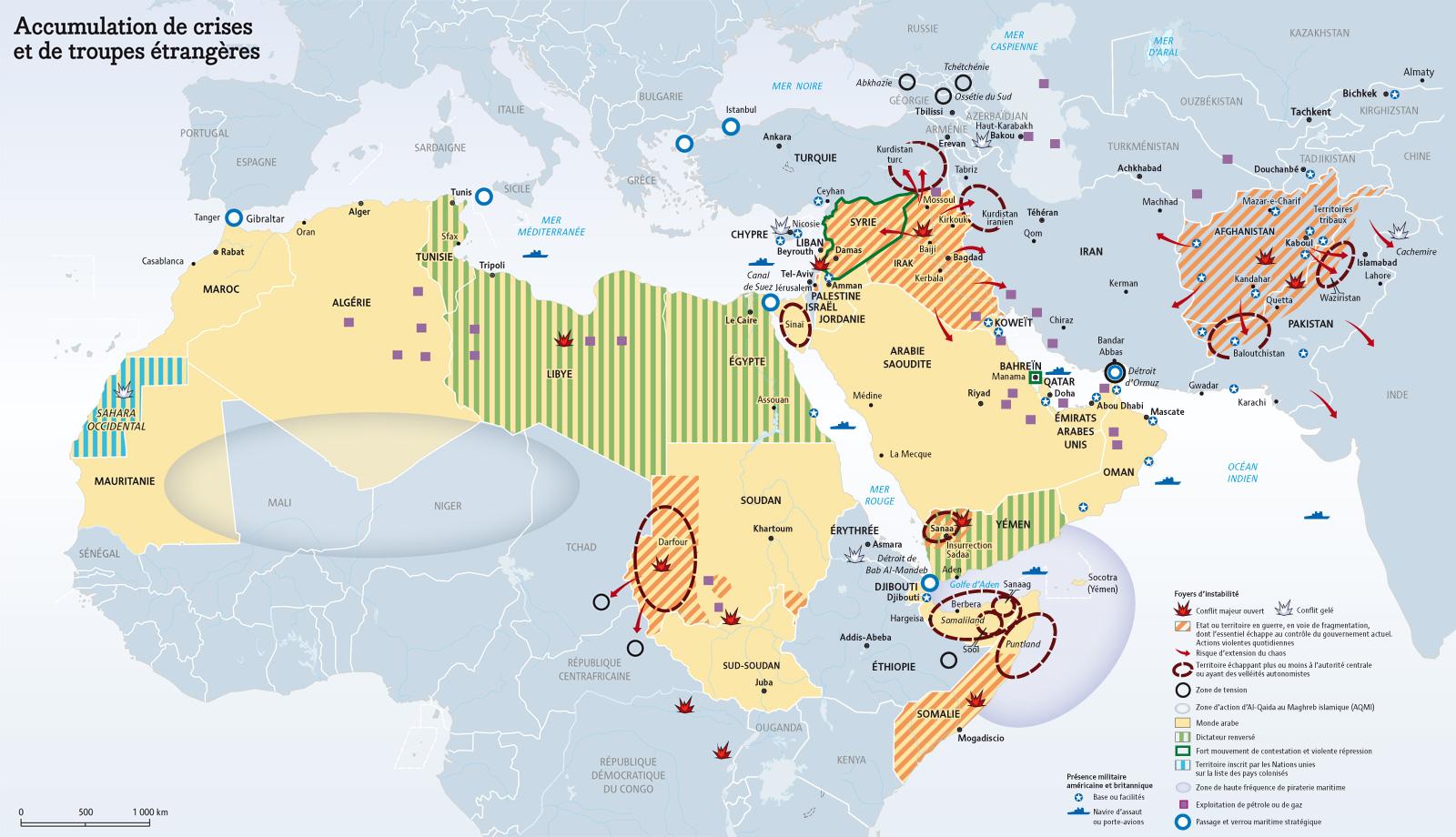 Un Atlas Pour Comprendre Le Monde Arabe Et Musulman Par Alain Gresh