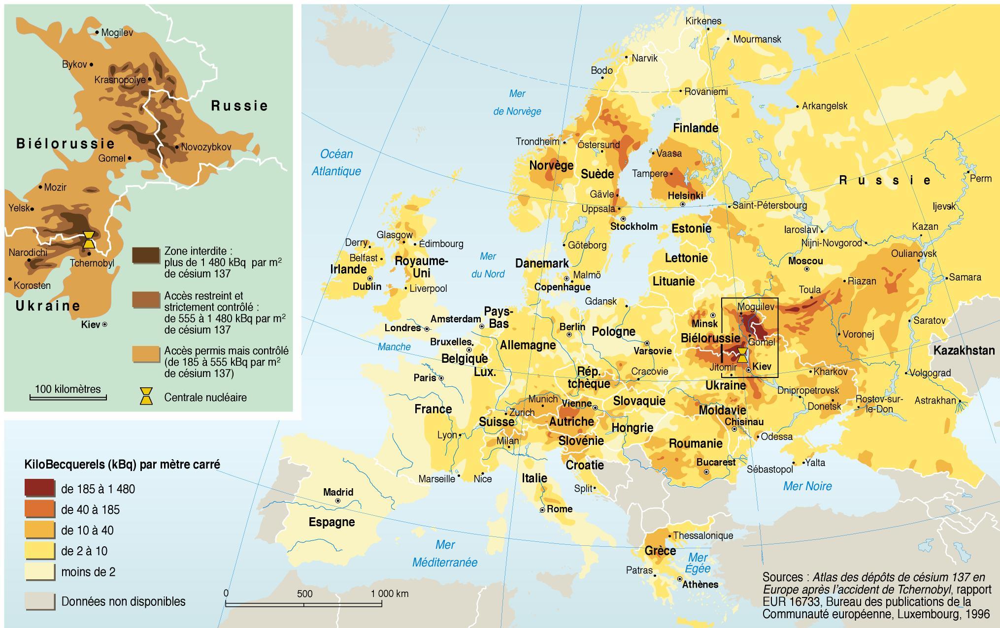 Tchernobyl en Biélorussie, par Benjamin Vautrin (Les blogs du